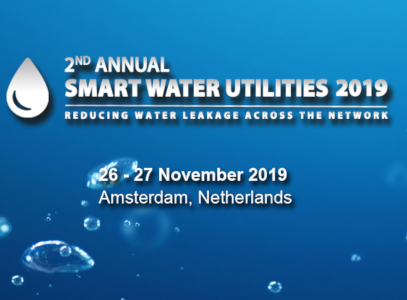 Miya sponsors the 2nd European Smart Water Utilities Exhibition and Conference
