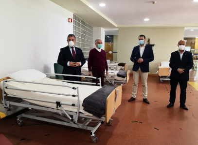 Santa Maria da Feira received 44 new hospital beds