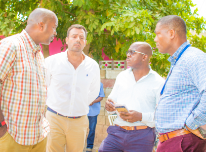 Miya Jamaica, joins forces with the National Water Commission (NWC) to reduce severe water losses in Kingston and St. Andrew