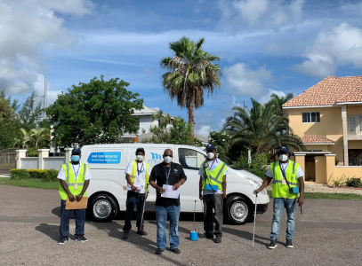 Miya Bahamas Executes Water Efficiency  Strategies Despite COVID Impact