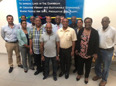IADB Sponsors Suriname Water Company's for Technical Visit to KSA NRW reduction program in Kingston, Jamaica